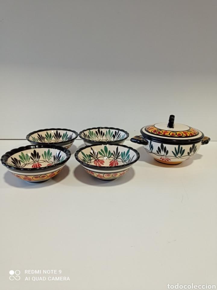 TASA CIDRA FRANCÉS (Antigüedades - Porcelanas y Cerámicas - Otras)