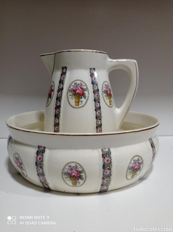 LAVADO ANTIGUA (Antigüedades - Porcelanas y Cerámicas - Otras)