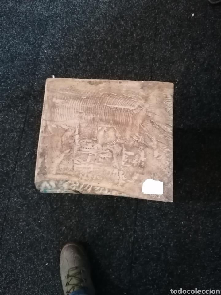 Antigüedades: Pedestal o basas de madera - Foto 7 - 234801250