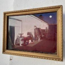 Antigüedades: PEQUEÑA VITRINA. Lote 234839260
