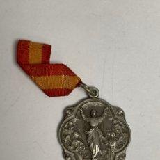 Antigüedades: MEDALLA DE PRIMER ANIVERSARIO DE LA LIBERACIÓN DE CASTELLÓN 14 DE JUNIO DE 1939 AÑO DE LA VICTORIA. Lote 234858225