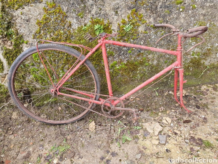 Antigüedades: Bicicleta varillas - Foto 2 - 234906995