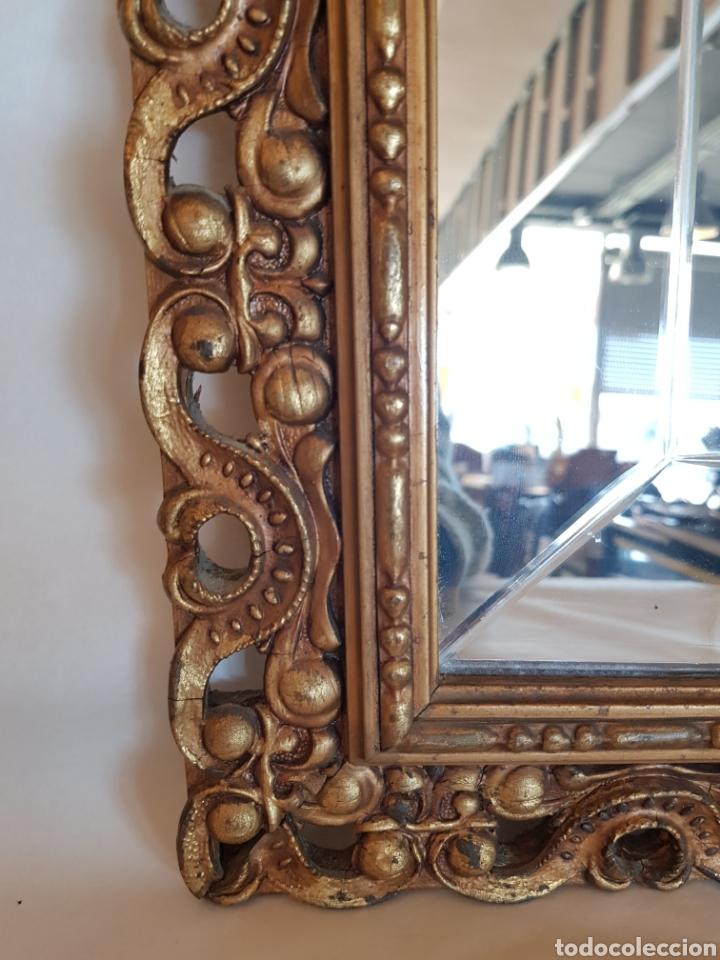 Antigüedades: Espejo años 40 - Foto 2 - 234907385