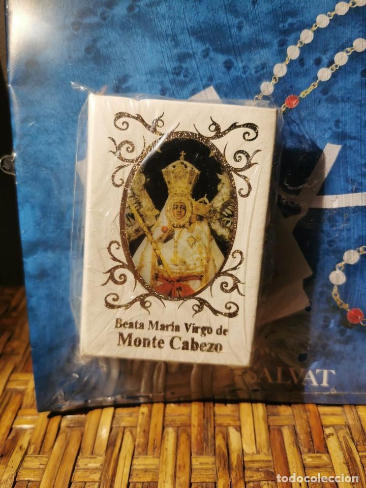 Antigüedades: Rosario Beata María Virgo monte cabezo colecion salvat - Foto 2 - 234938010