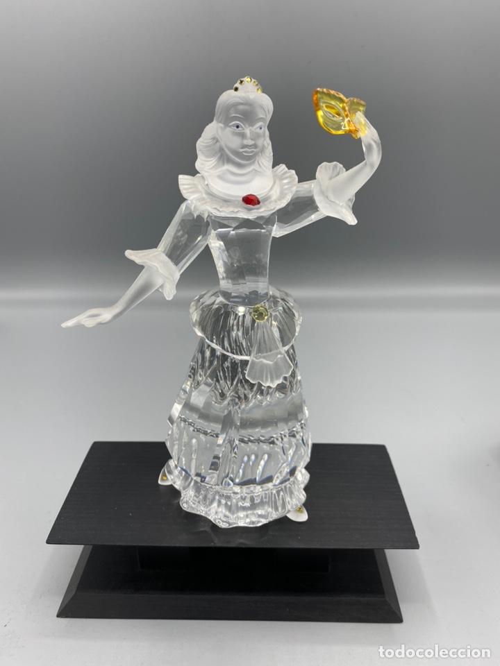"""Antigüedades: SWAROVSKI. TRIOLOGÍA """"TEATRO"""", en cristal - Foto 9 - 234993005"""