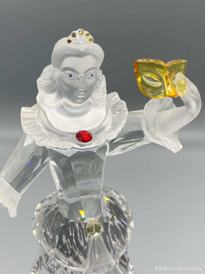 """Antigüedades: SWAROVSKI. TRIOLOGÍA """"TEATRO"""", en cristal - Foto 10 - 234993005"""