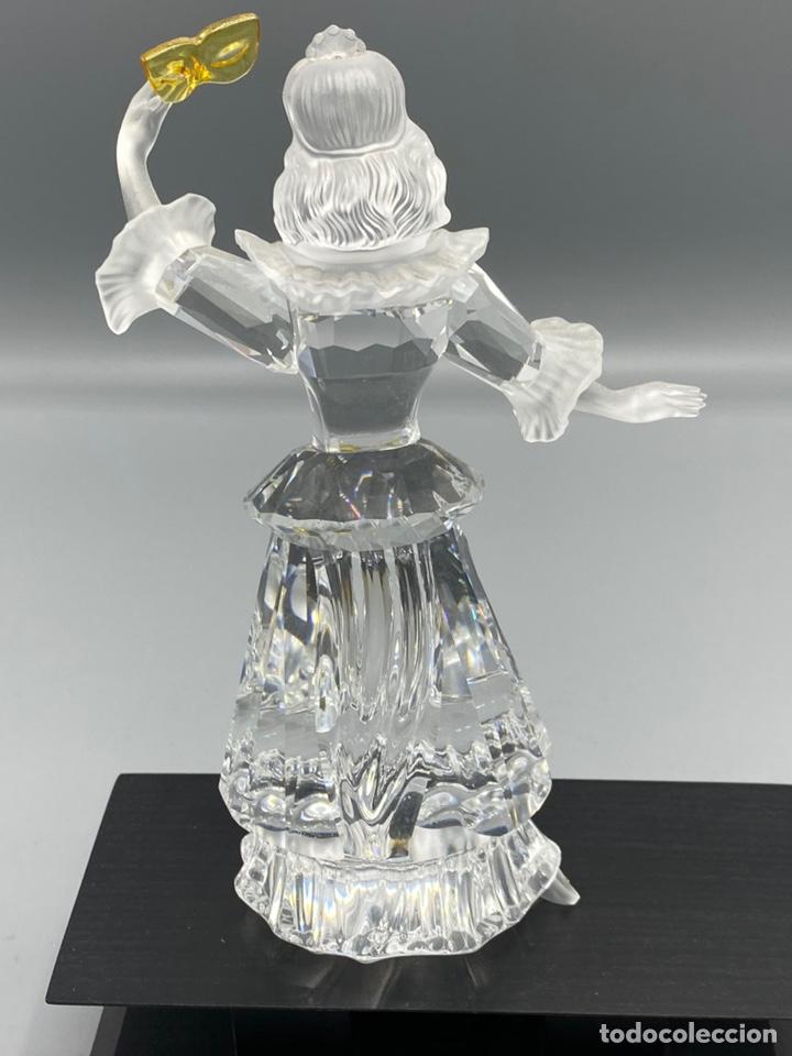 """Antigüedades: SWAROVSKI. TRIOLOGÍA """"TEATRO"""", en cristal - Foto 11 - 234993005"""