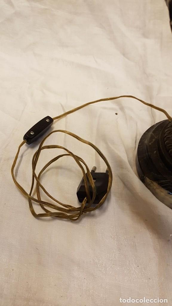 Antigüedades: PAREJA JARROS CALAMINA TRANSFORMADOS EN LAMPARAS - Foto 53 - 235123000