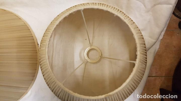 Antigüedades: PAREJA JARROS CALAMINA TRANSFORMADOS EN LAMPARAS - Foto 56 - 235123000