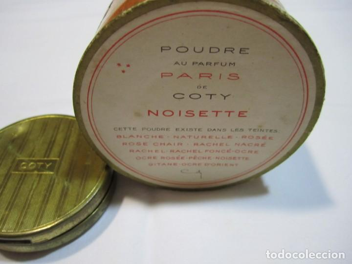 Antigüedades: 303-Lote 2 polveras François Coty, Principios siglo XX - 1920 (ver detalles) - Foto 4 - 235194800