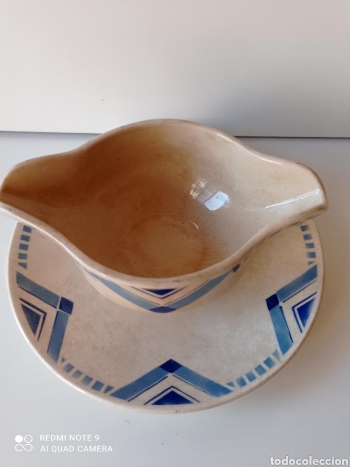 Antigüedades: Salsero art deco - Foto 2 - 235258615