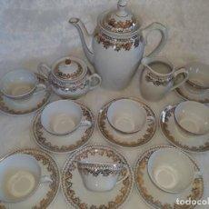 Antiquités: JUEGO CAFE SANTA CLARA. Lote 235279340