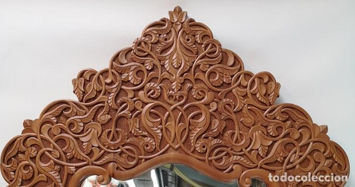 Antigüedades: Espejo Balinés - Foto 3 - 235320670