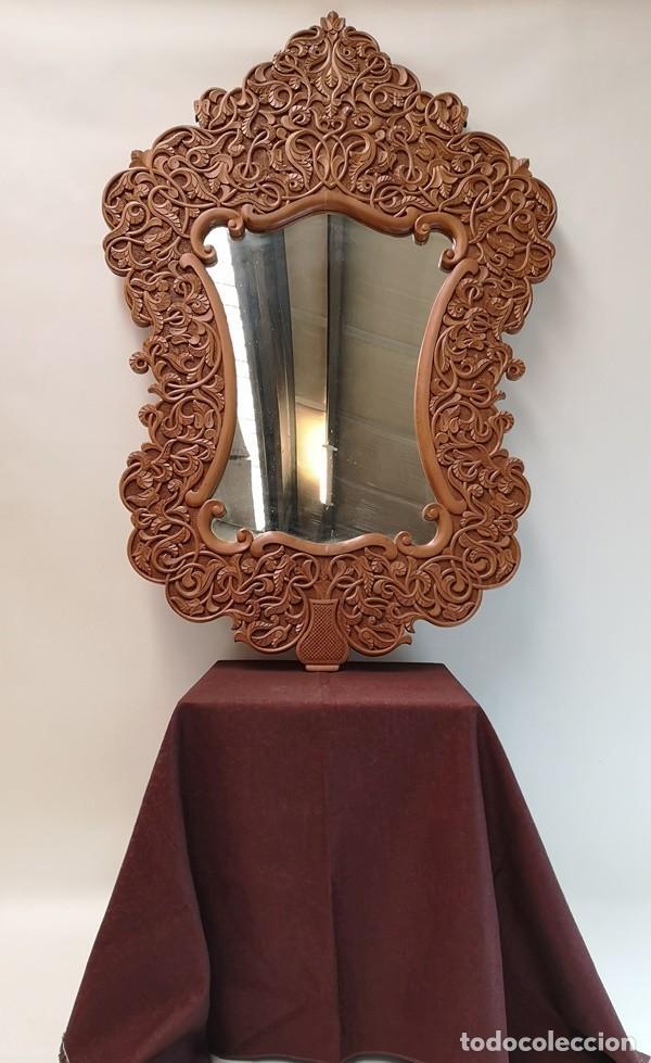Antigüedades: Espejo Balinés - Foto 5 - 235320670