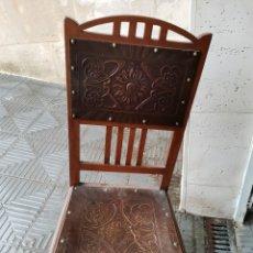 Antigüedades: SILLAS MODERNISTAS. Lote 235379135