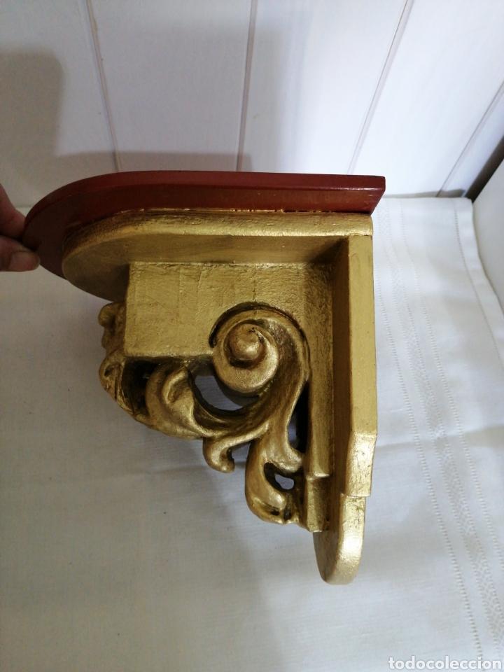Antigüedades: Ménsula de madera - Foto 5 - 235519350