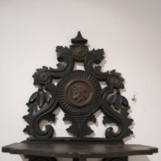 Antigüedades: MÉNSULA PLEGABLE DE MADERA. Lote 235521300
