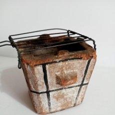 Antigüedades: HORNILLO DE PIEDRA. Lote 235525610