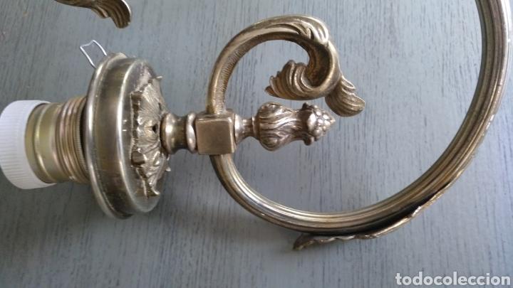 Antigüedades: Apliques antiguos - Foto 5 - 235551695