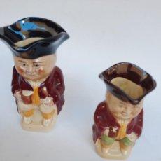 Antigüedades: TONY WOOD-STAFFORDSHIRE-TOBY. Lote 235552820