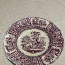 Antigüedades: PLATO DE CERÁMICA DE SARGADELOS. Lote 235570645