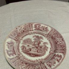 Antigüedades: PLATO DE CERÁMICA DE SARGADELOS. Lote 235571255