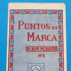 Antigüedades: LIBRITO PUNTO DE CRUZ. COLECCIÓN. PARIS CARTIER- BRESSON. Nº 5. Lote 235580080