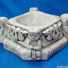 Antigüedades: CENICERO PIEDRA. Lote 235592125