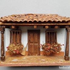 Antigüedades: FACHADA DE CASA. Lote 235608680