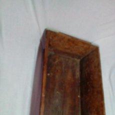 Antigüedades: ANTIGUA FANEGA PARA MEDIR LA CEBADA O EL TRIGO. Lote 235612190