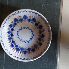 Antigüedades: EXCELENTE PLATO MANISES S-XIX. Lote 235629830