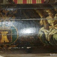 Antigüedades: ARCON DE LOS SIGLOS XVII-XVIII DE MUSEO. Lote 235708520