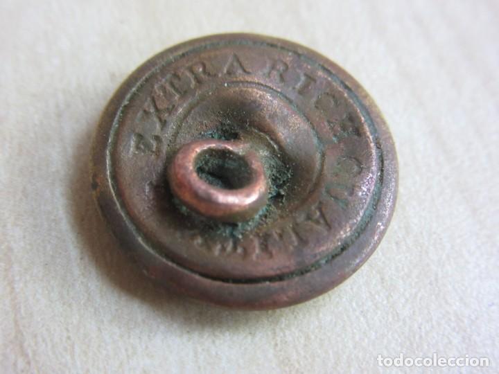 Antigüedades: Bonito botón finales S XVIII- Principios XIX con motivos florales - Foto 3 - 235713550
