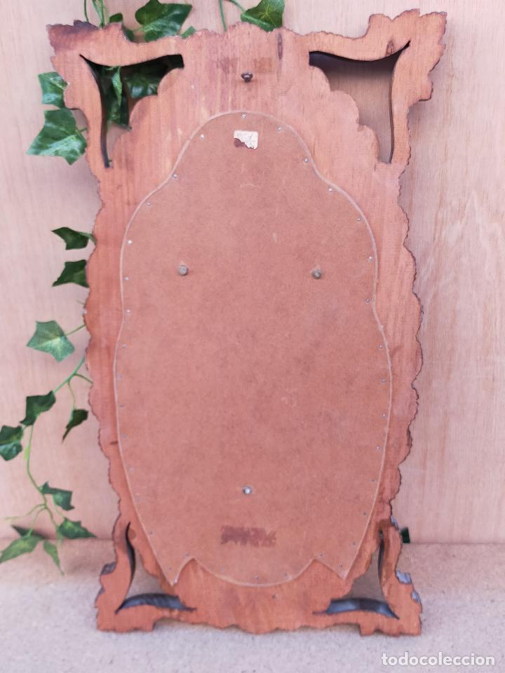 Antigüedades: CRUZ SOBRE TABLA - Foto 4 - 235736090