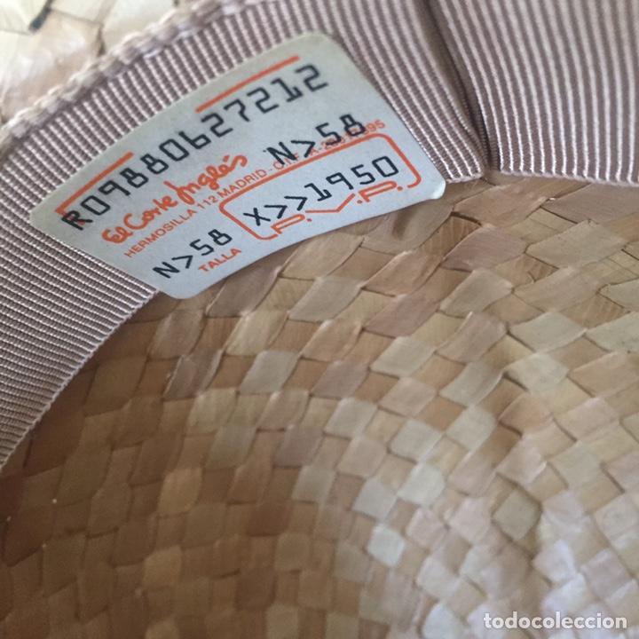 Antigüedades: Lote de sombreros de Paja - Foto 4 - 235833735