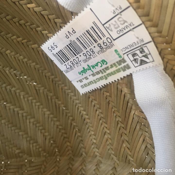 Antigüedades: Lote de sombreros de Paja - Foto 5 - 235833735