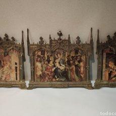 Antigüedades: ARTE SACRO. MARCOS LITURGIA. Lote 235855870
