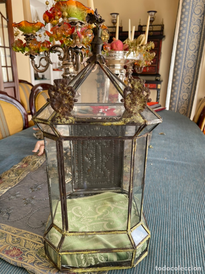 Antigüedades: Espectacular Urna sobre su mensula del siglo XVIII - Foto 3 - 235940945