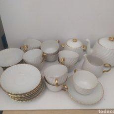 Antiquités: JUEGO CAFE 12 TAZAS BIDASOA. Lote 236018440
