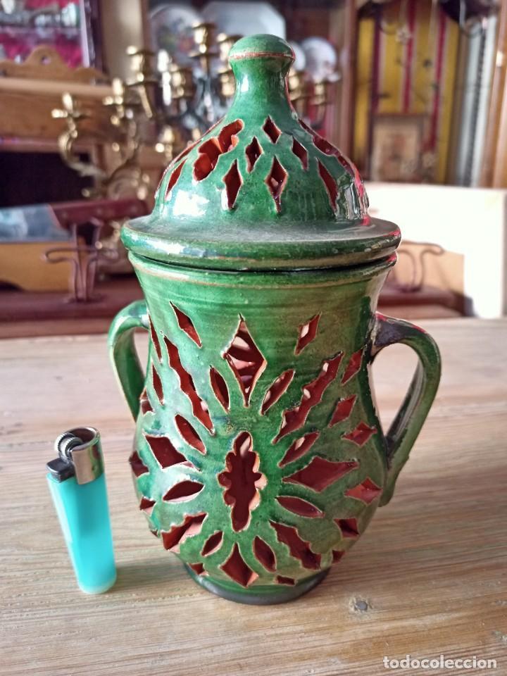 AJERO DE CERÁMICA DE ÚBEDA (Antigüedades - Porcelanas y Cerámicas - Úbeda)
