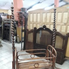 Antigüedades: CUNA DE BAIVEN DE ESTILO TONET. Lote 236121595