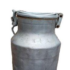 Antigüedades: ANTIGUA LECHERA 25L DE LA CASA RANIA (M.S.XX). Lote 236136825
