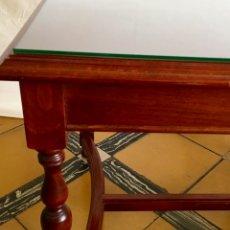 Antiguidades: MESITA AUXILIAR DE MOLINER ARTAL. Lote 236141055