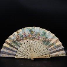 Antigüedades: ABANICO ISABELINO S XIX.. Lote 236202395