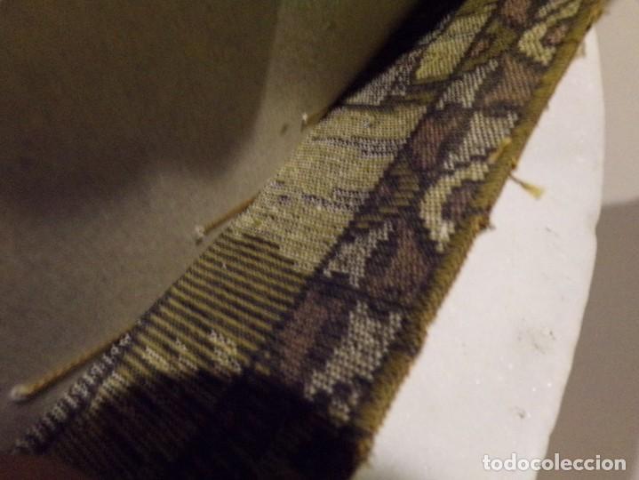 Antigüedades: precioso antiguo tapiz escena arabe - Foto 10 - 236386780