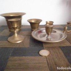 Antigüedades: PALMATORIA Y OTROS. Lote 236387385