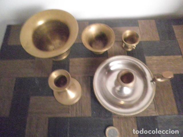 Antigüedades: Palmatoria y otros - Foto 2 - 236387385