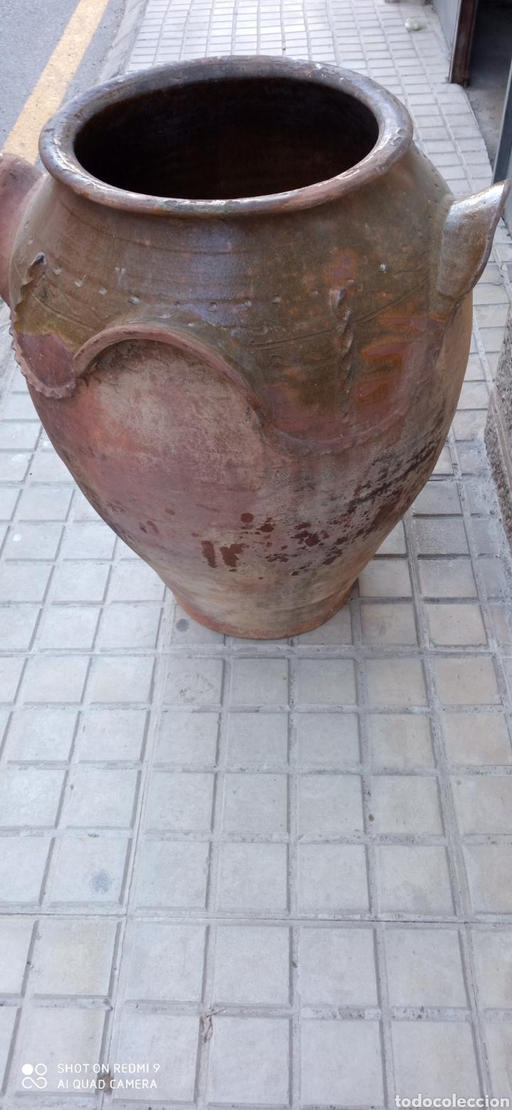 Antigüedades: Antigua orza o tinaja de guadix - Foto 3 - 236458105