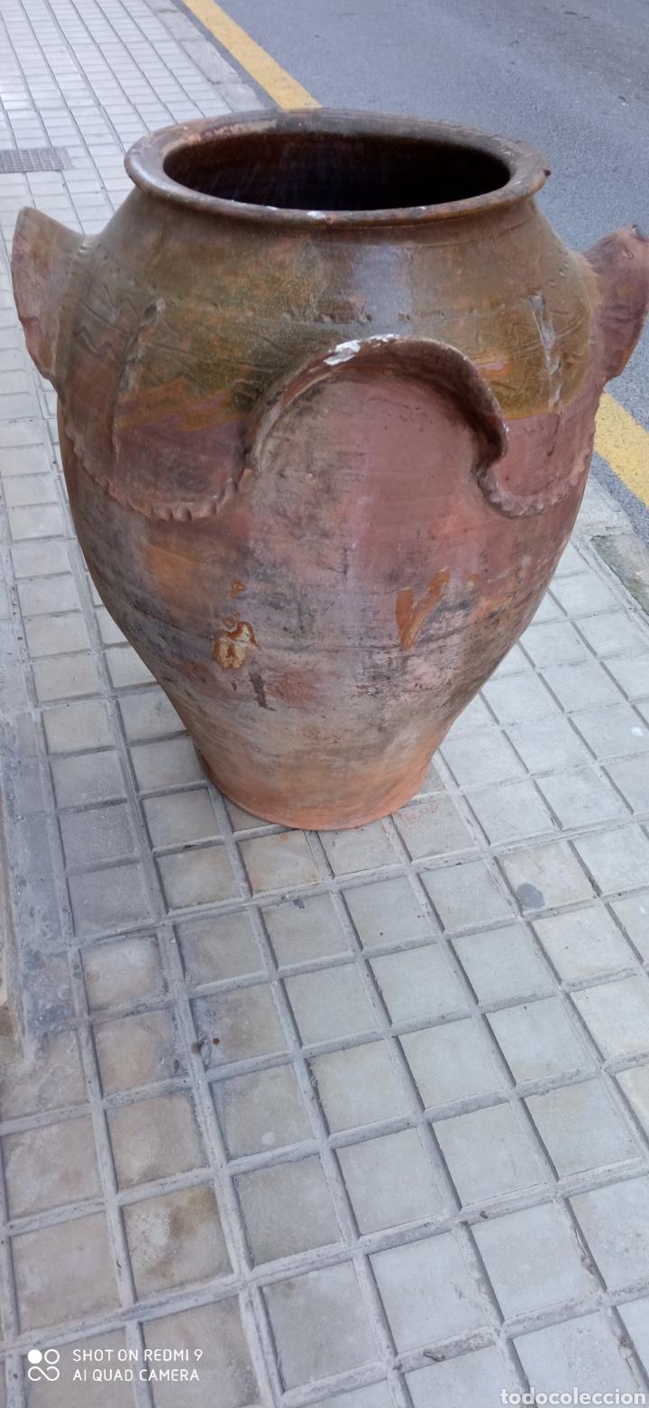Antigüedades: Antigua orza o tinaja de guadix - Foto 5 - 236458105