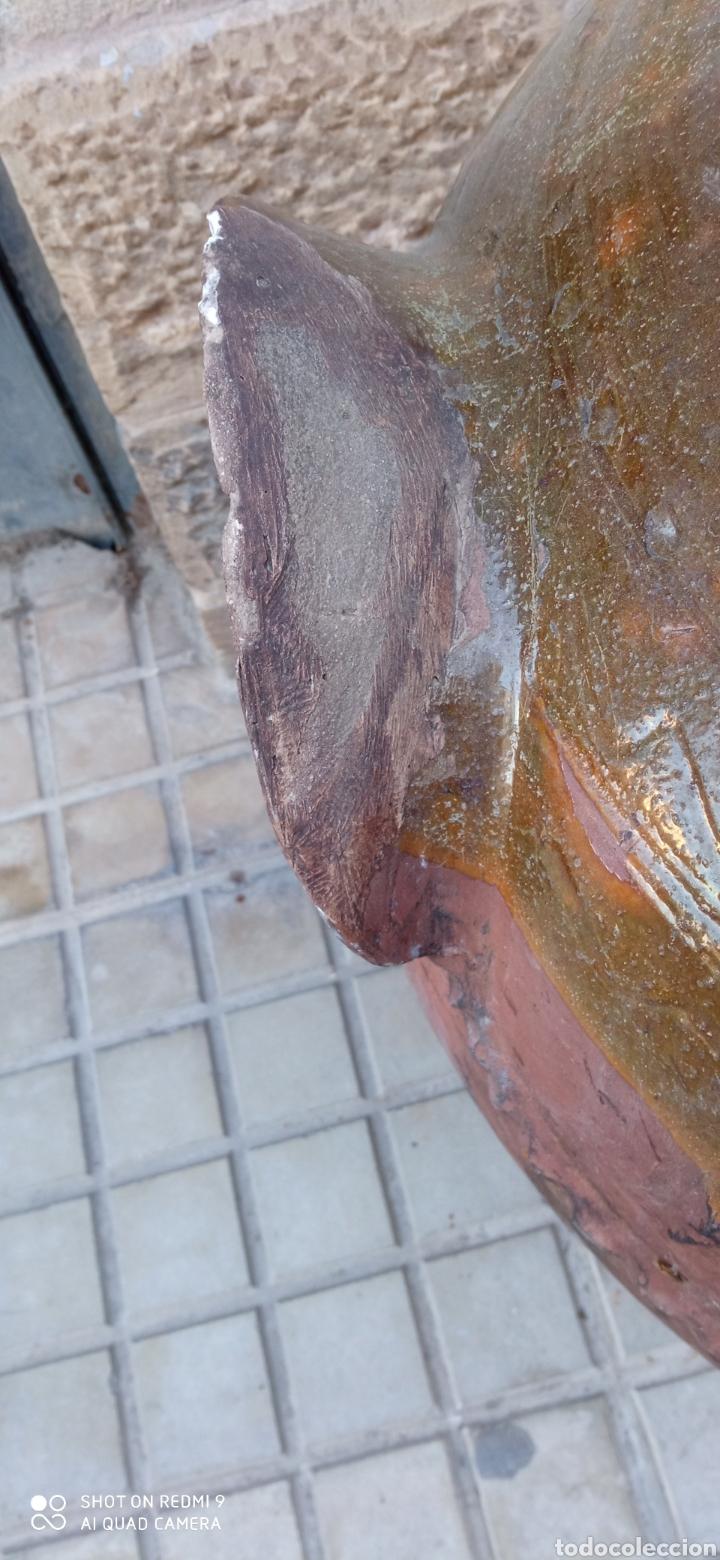 Antigüedades: Antigua orza o tinaja de guadix - Foto 7 - 236458105